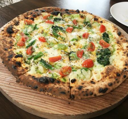 絶品石窯ピザとパスタのお店「碧の時間」