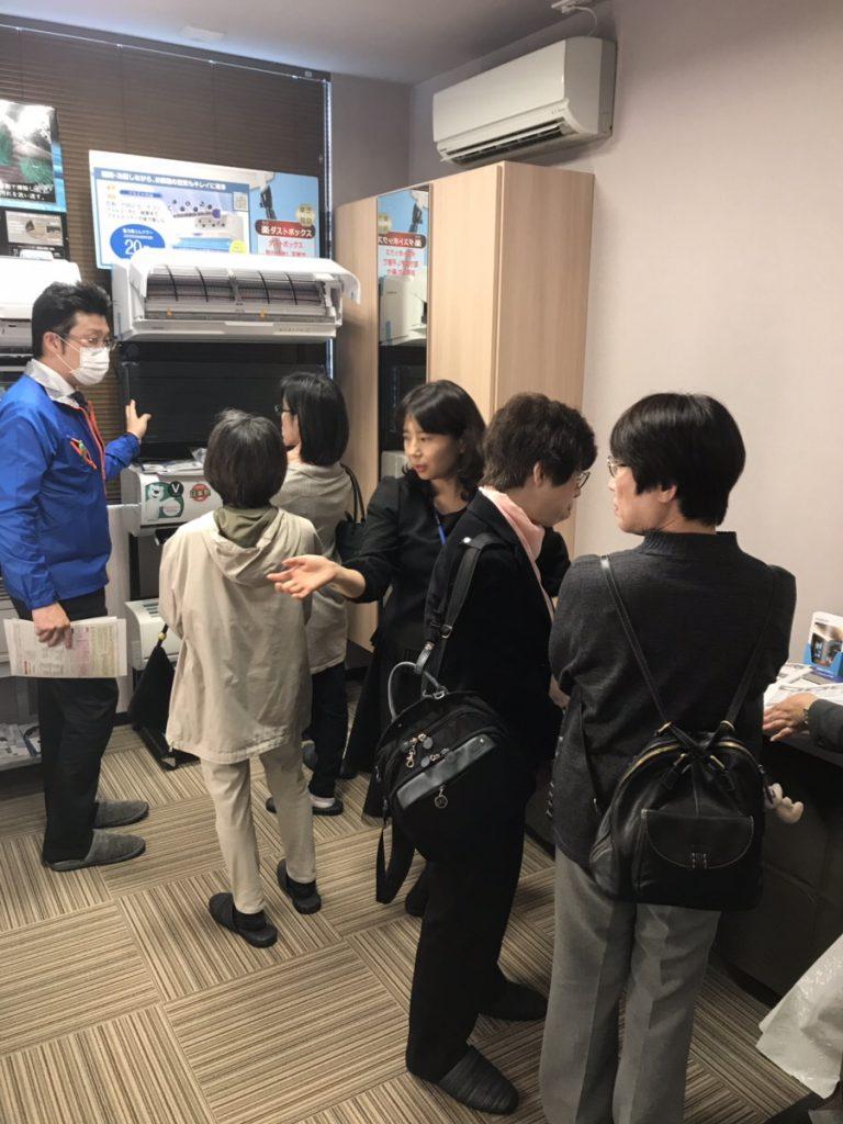 【ザ・サンパークシティ黒崎】インテリアオプション会開催中!