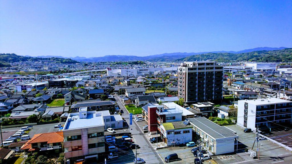 【姶良中央レジデンス】『12階』の景色をご紹介します♪