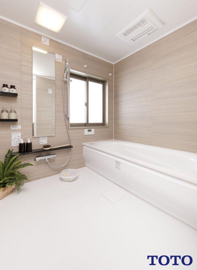 【大分駅南グラッセ】便利な浴室機能♪