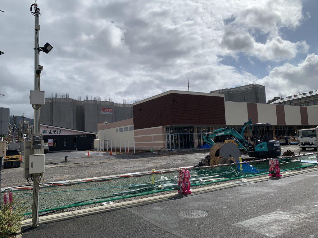 【ザ・サンパークシティ守恒】現地の建設状況のおしらせ