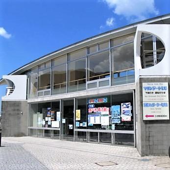 【門司港テラス】 九州と本州をつなぐ海の玄関口 !『マリンゲート門司』