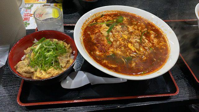 【香椎駅前グラッセ】辛麺屋桝元に行ってきました。