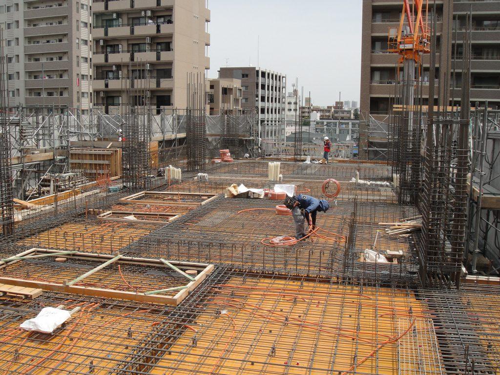 【箱崎駅前グラッセ】建築状況のお知らせ