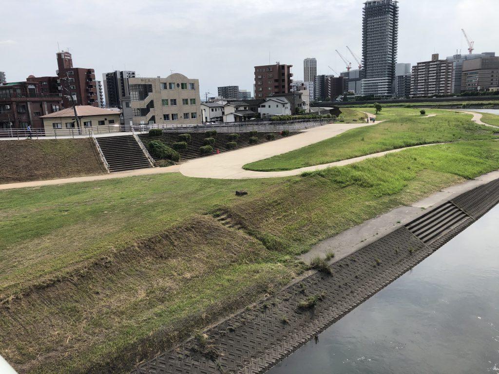 【桜町南ヴィータジオーネ】白川沿いのご紹介