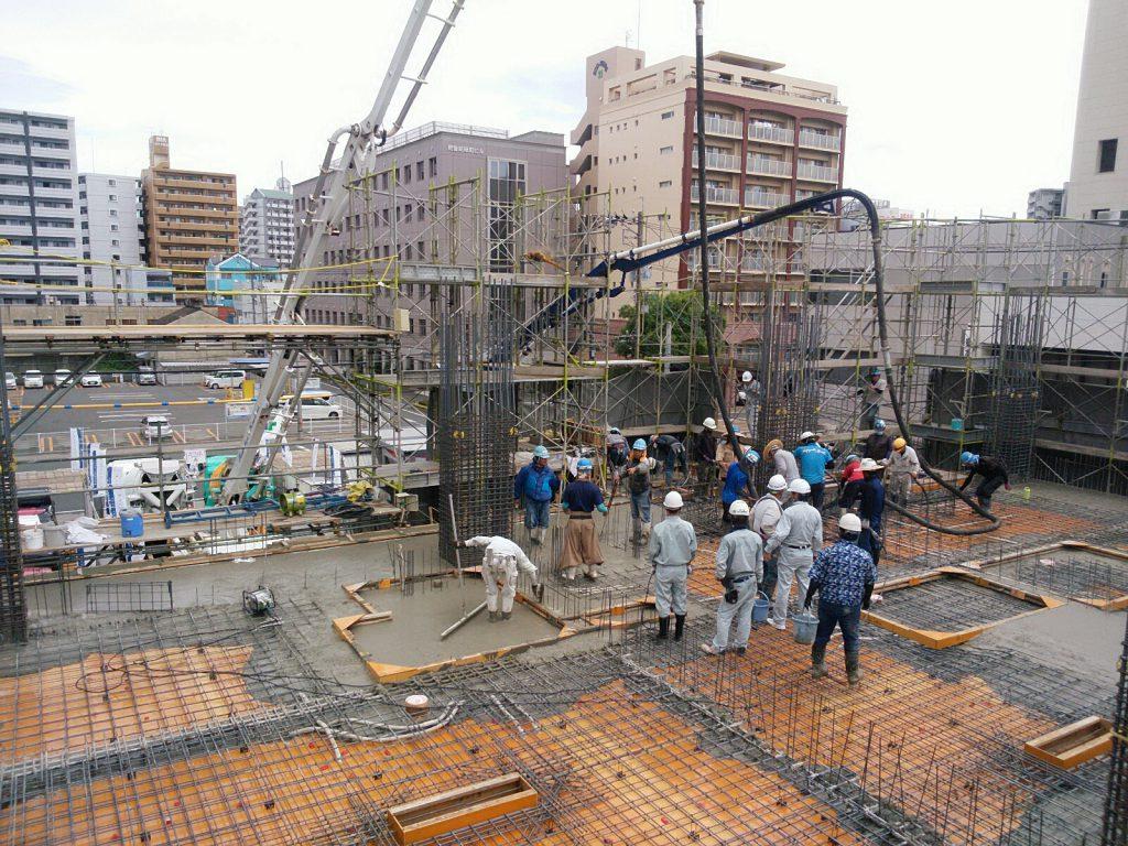 【桜町南ヴィータジオーネ】~工事だより~