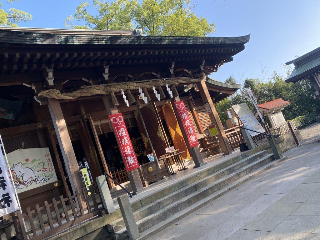 【熊本駅南グラッセ】北岡神社に行ってきました!