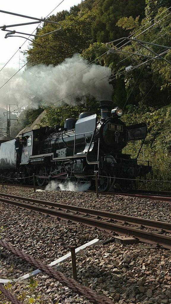 【小郡駅前レジデンス】期間限定!臨時列車「SL鬼滅の刃」運行!