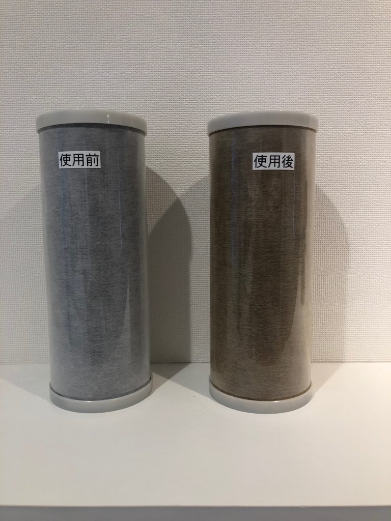 【健軍レジデンス】オール浄水設備について(標準)
