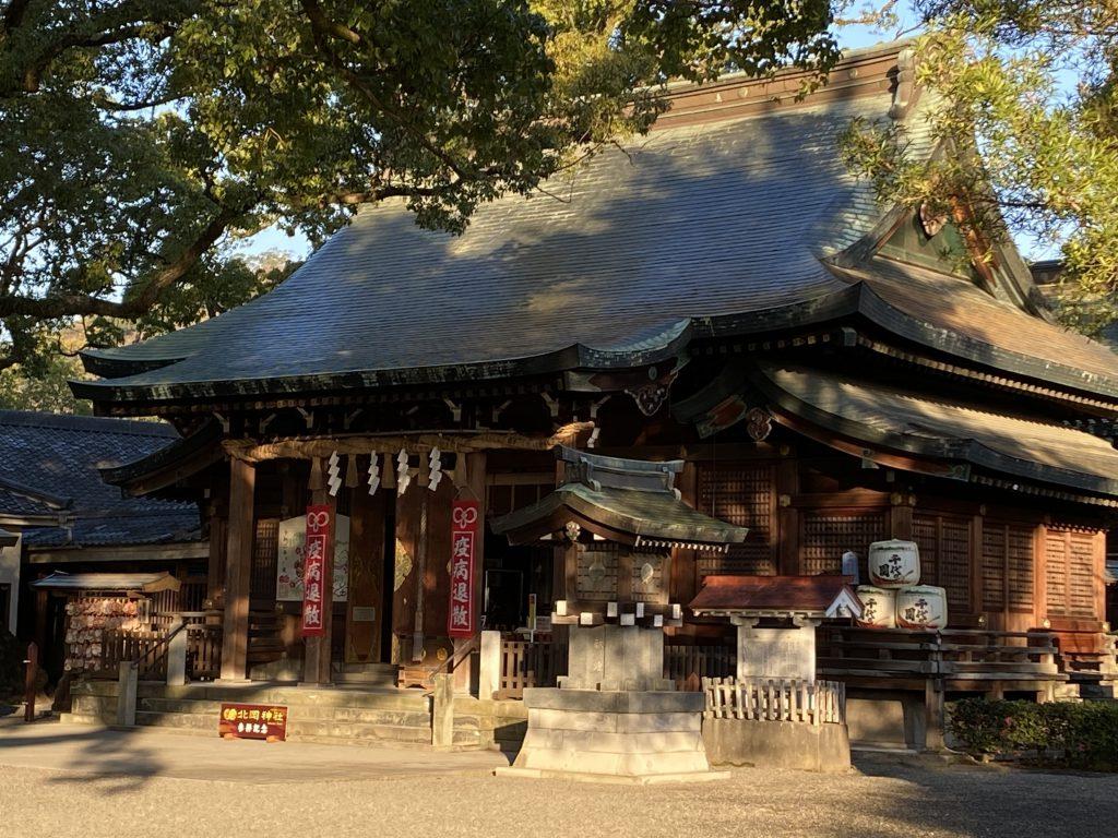 【桜町南ヴィータジオーネ】北岡神社へ参拝しました。