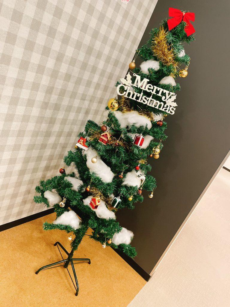 【熊本駅南グラッセ】クリスマスツリー到着!