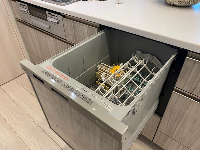 【香椎駅前グラッセ】食器洗い乾燥機について