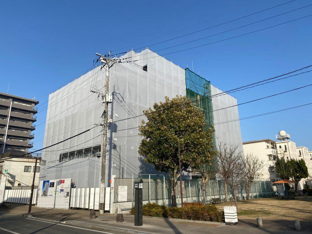 【健軍レジデンス】工事進捗状況