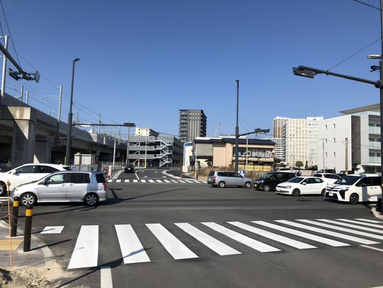 【熊本駅南グラッセ】道路整備のお知らせ