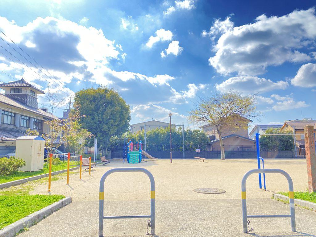【足立妙見通りレジデンス】物件周辺の公園について