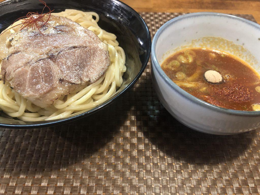 【桜町南ヴィータジオーネ】美味しいつけ麺屋さん♪