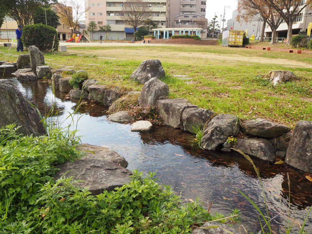 【到津の森ブリオ】近くの公園の紹介