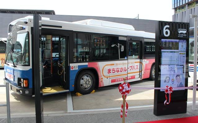 【熊本駅南グラッセ】まちなかループバス運行