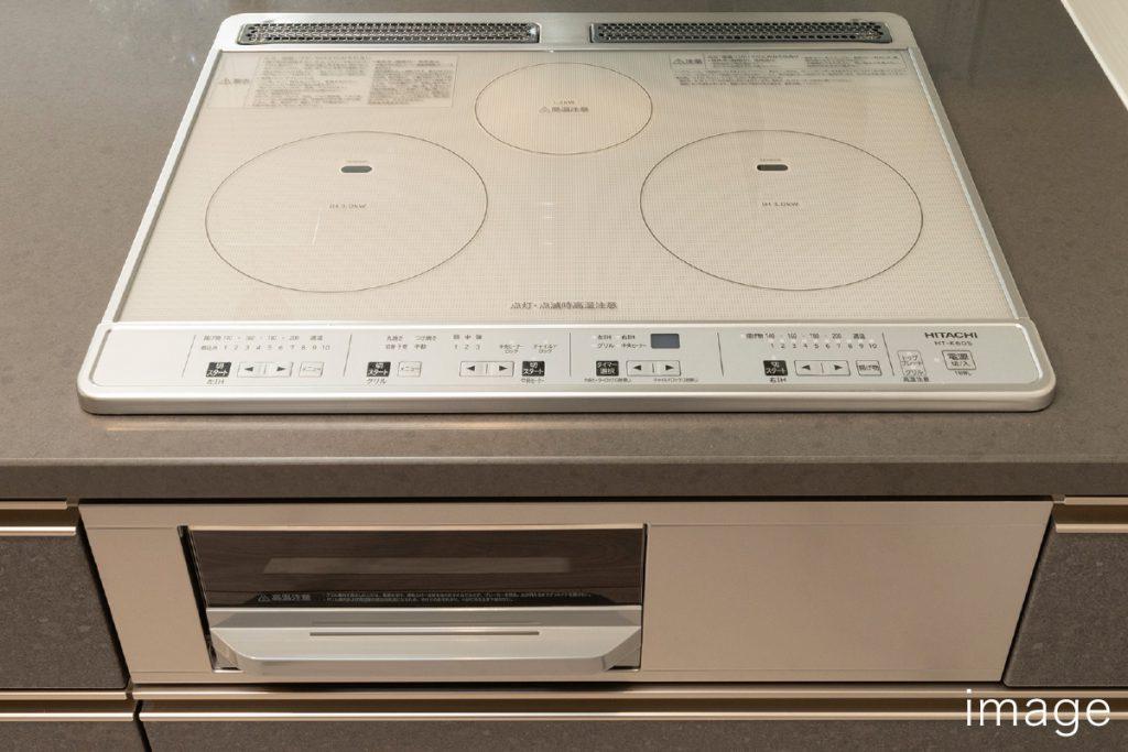 【不知火レジデンス】キッチン設備についてPart.1