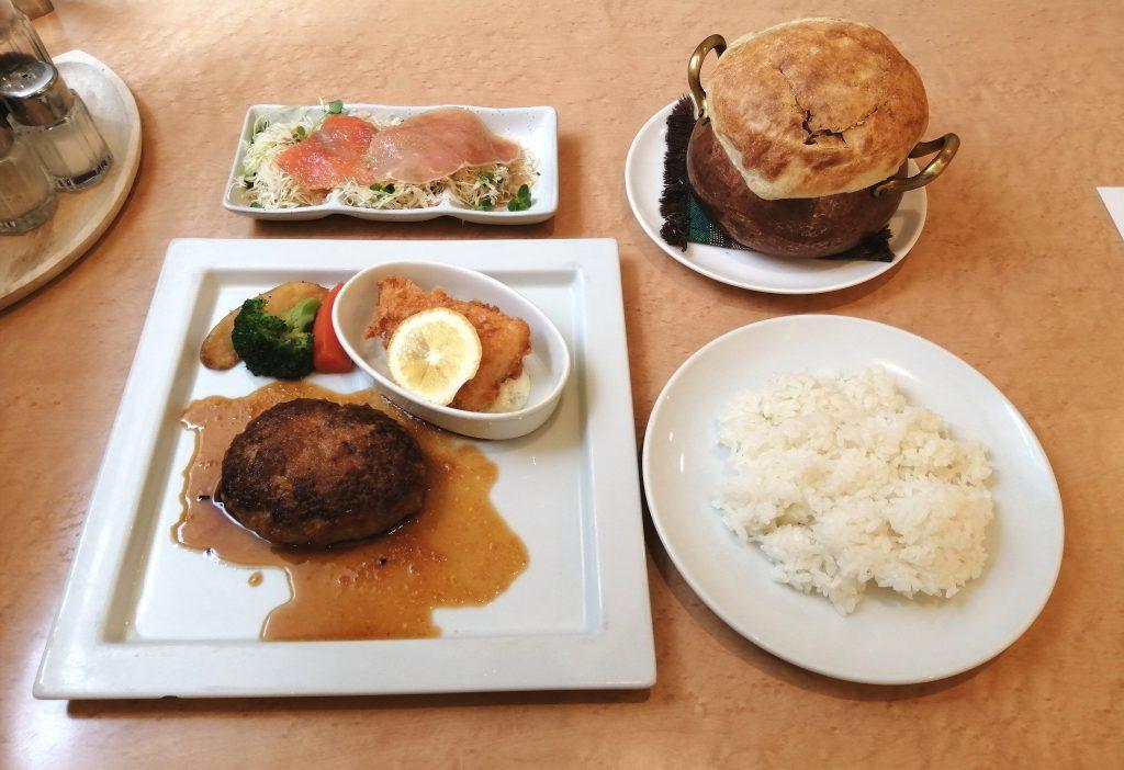 【不知火レジデンス】美味しい洋食はこのお店で♪「レストラン アマンド」